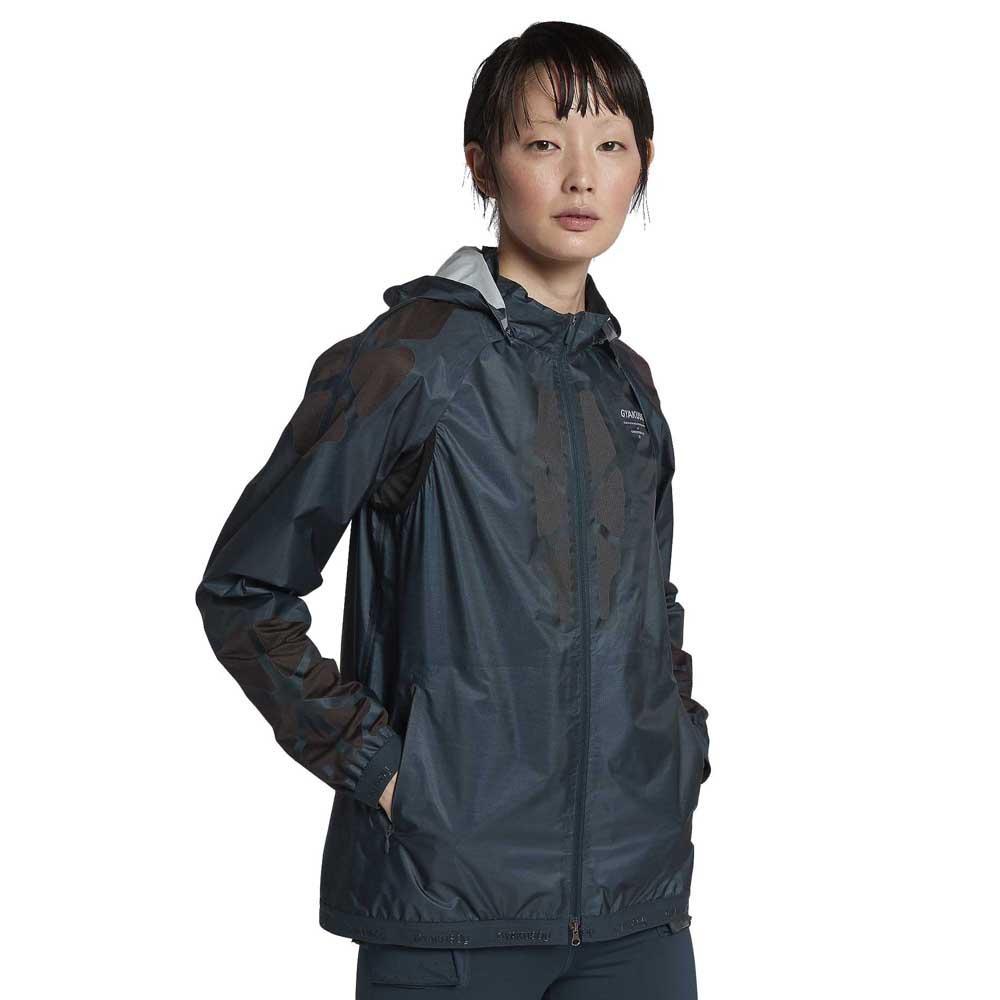 85485289 Nike Lab Gyakusou Hooded Blå kjøp og tilbud, Runnerinn Jakker