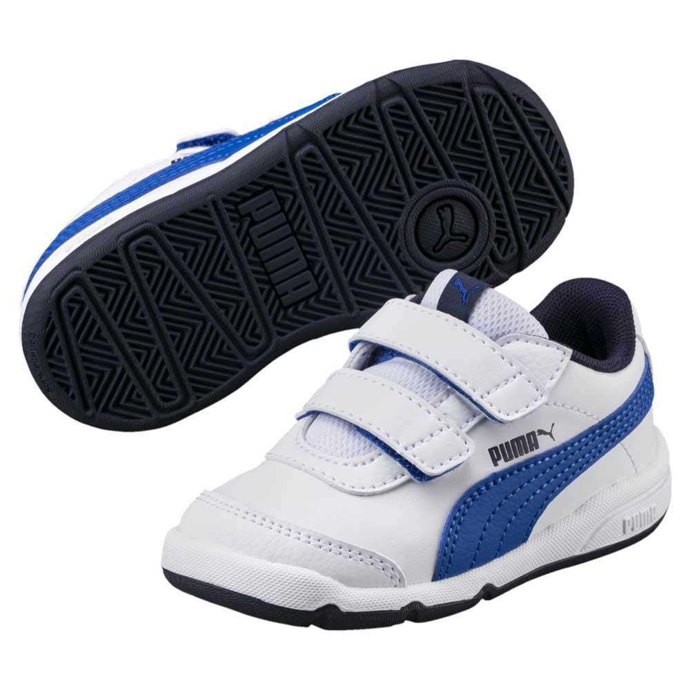 72b793f3cd83 Puma Stepfleex 2 SL Velcro PS White buy and offers on Runnerinn