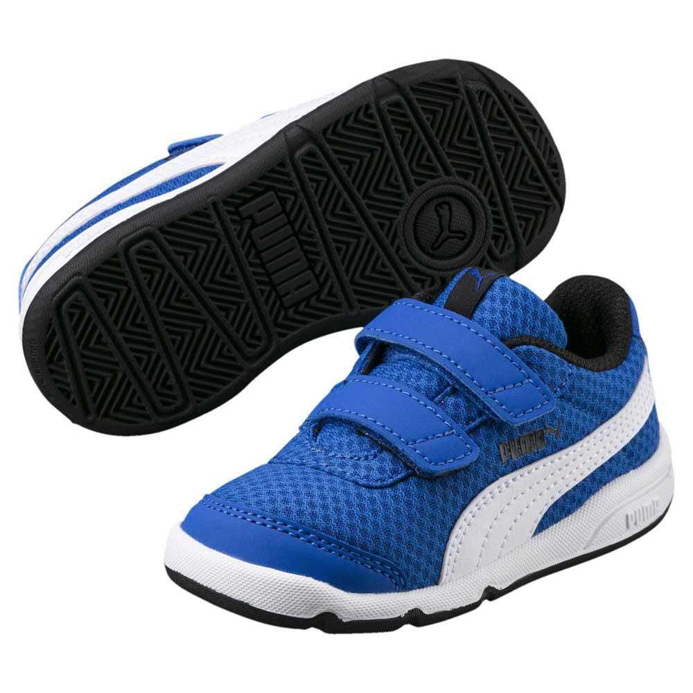 6f907779c249 Puma Stepfleex 2 Mesh Velcro PS Blue buy and offers on Runnerinn