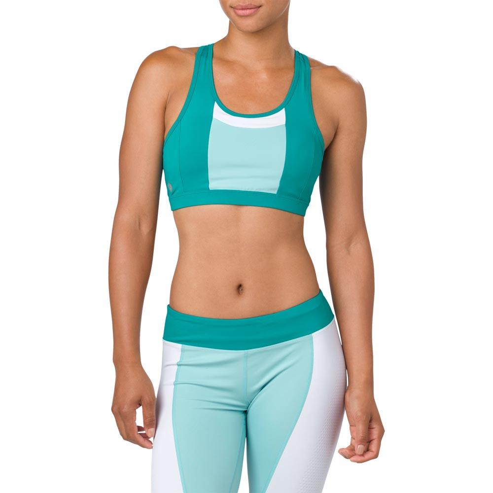 Ropa interior técnica Asics Color Block Bra