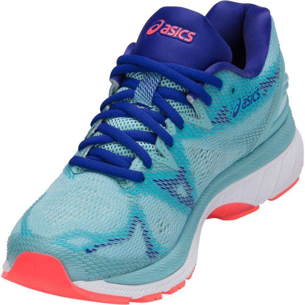 83e8116e2a7491 Asics Gel Nimbus 20 Blue buy and offers on Runnerinn