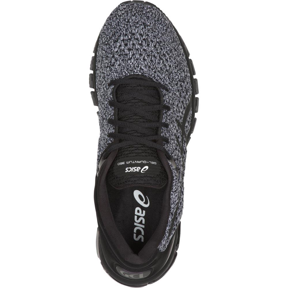 18352400e65 Asics Gel Quantum 360 Knit 2 Black buy and offers on Runnerinn