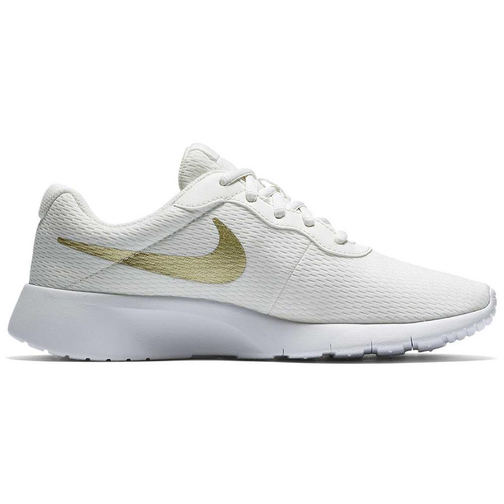 cef14460794 Nike Tanjun GS White buy and offers on Runnerinn