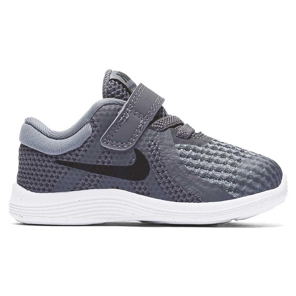 7092575ce13f6 Nike Revolution 4 TDV Grey buy and offers on Runnerinn