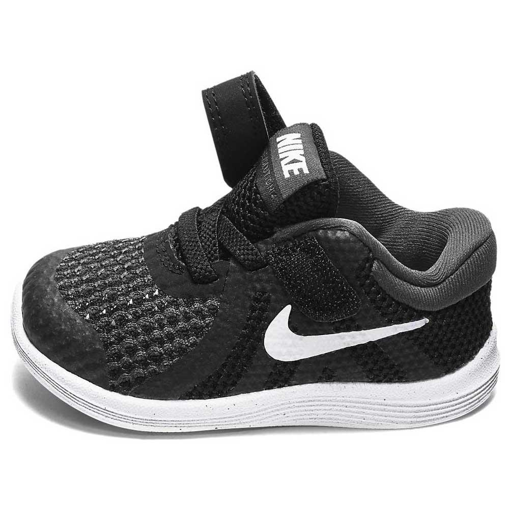 354e89d3f7 Nike Revolution 4 TDV Black buy and offers on Runnerinn