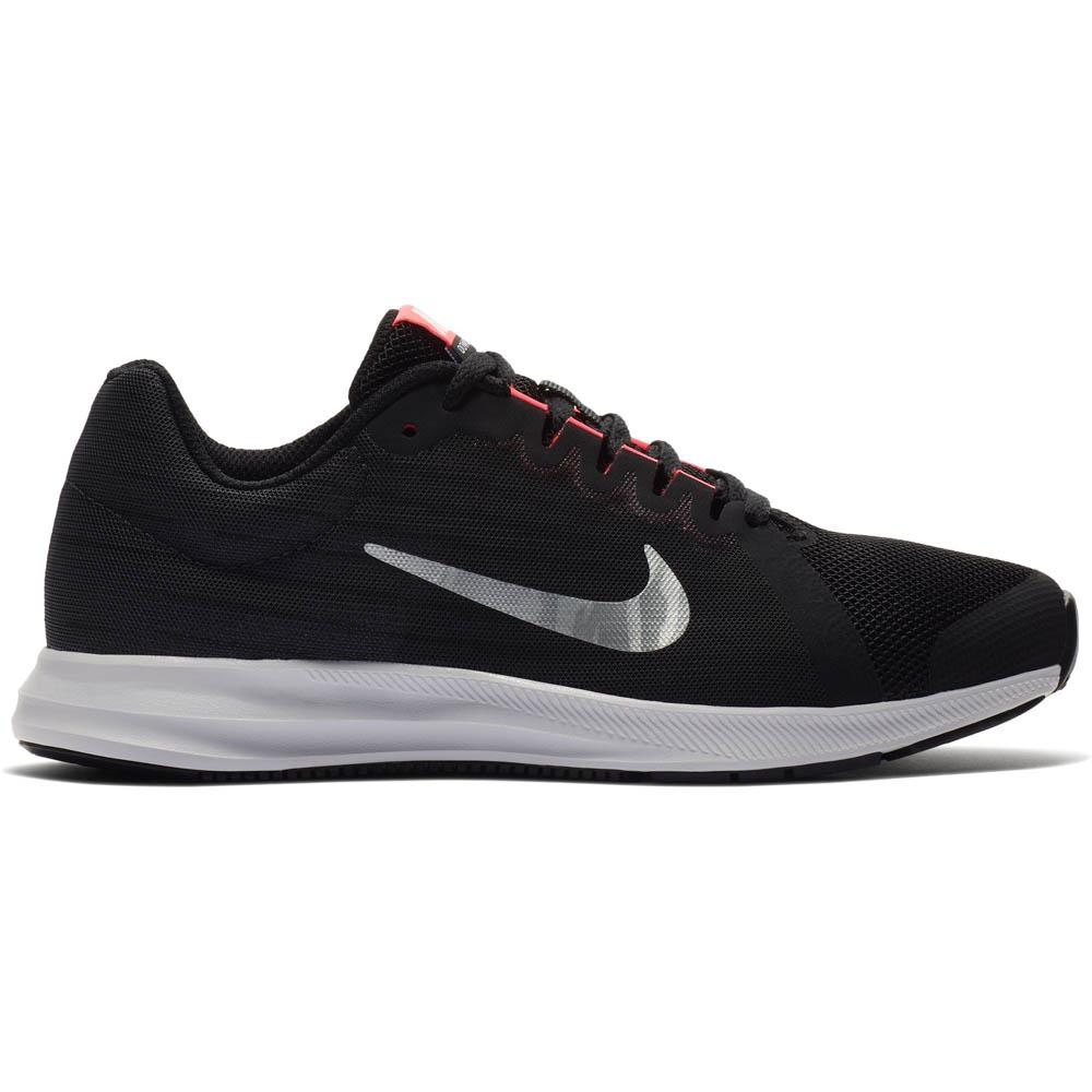 b574ec4a094d Nike Downshifter 8 Girl GS Black buy and offers on Runnerinn