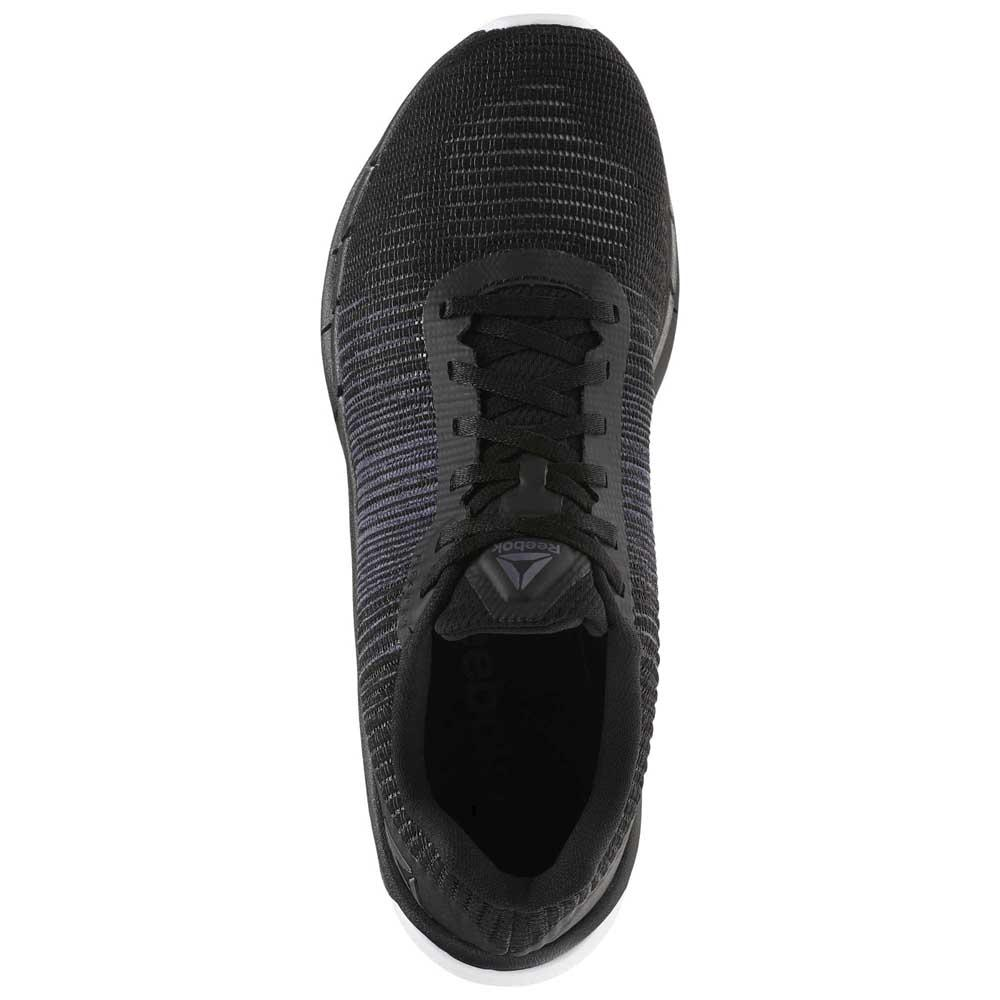 a6d3012295b Reebok Fast Flexweave Black buy and offers on Runnerinn