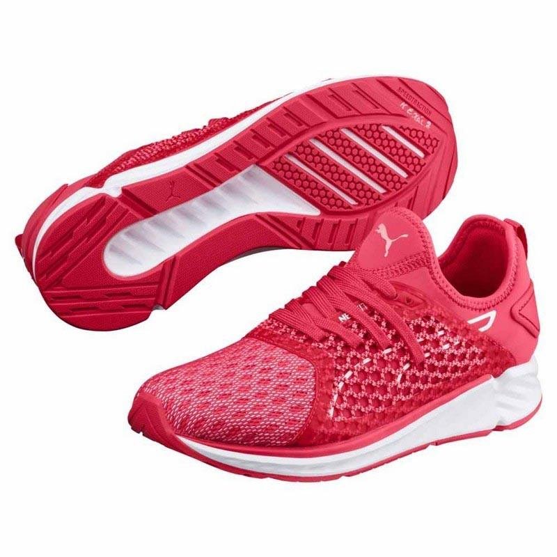 13fbacf9ed8f Puma Ignite 4 Netfit Pink buy and offers on Runnerinn