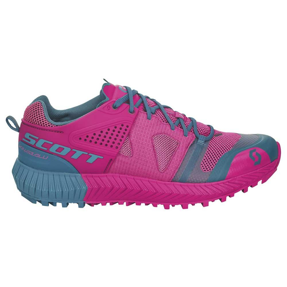 Zapatillas trail running Scott Kinabalu Power EU 37 1/2 Pink / Blue