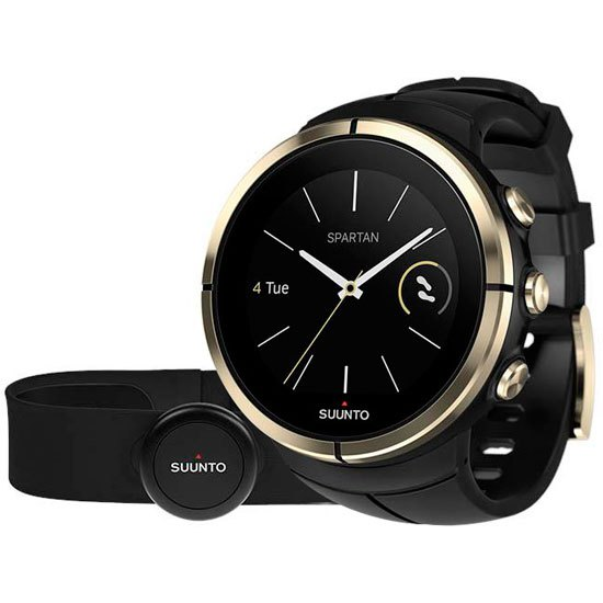 Relojes Suunto Spartan Ultra Gold Special Edition Hr One Size Gold
