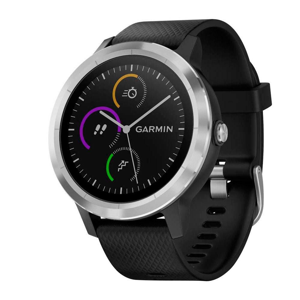 Garmin Vivoactive 3 Black buy and offers on Runnerinn