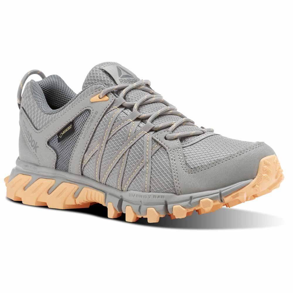 12dd7262d67b Reebok Trailgrip Rs 5.0 Goretex Grey buy and offers on Runnerinn