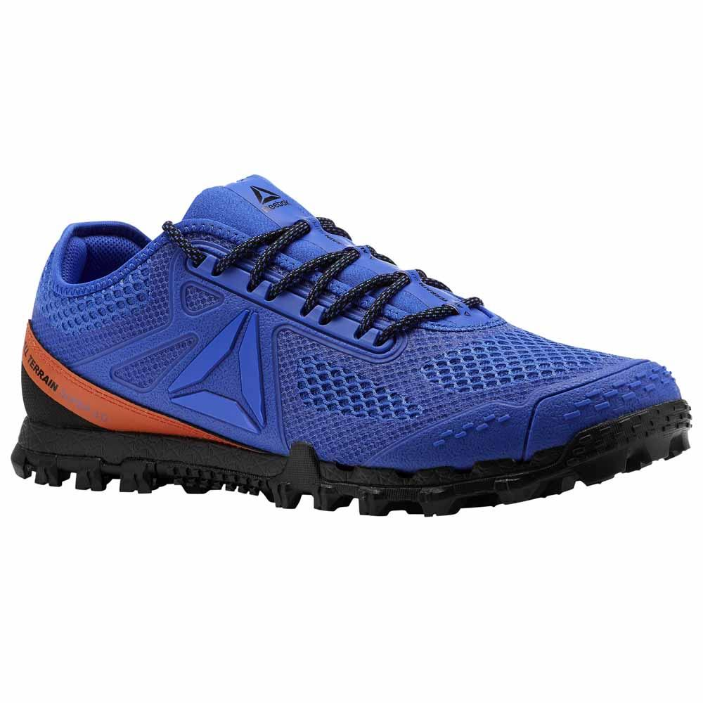 Reebok at Super 3.0 Stealth, Chaussures de Trail Femme