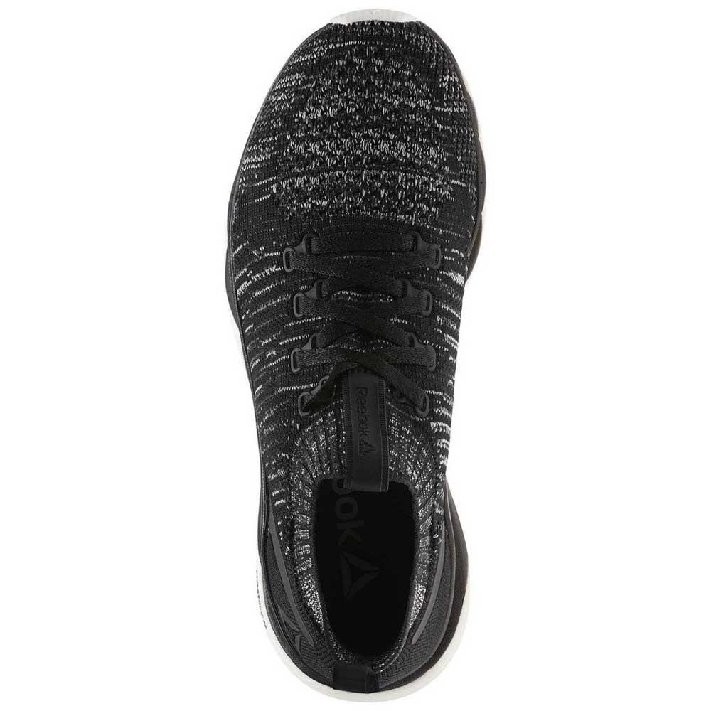 48aa52e4b7cde5 Reebok Floatride RS ULTK Black   Skull Grey   Coal   Chalk