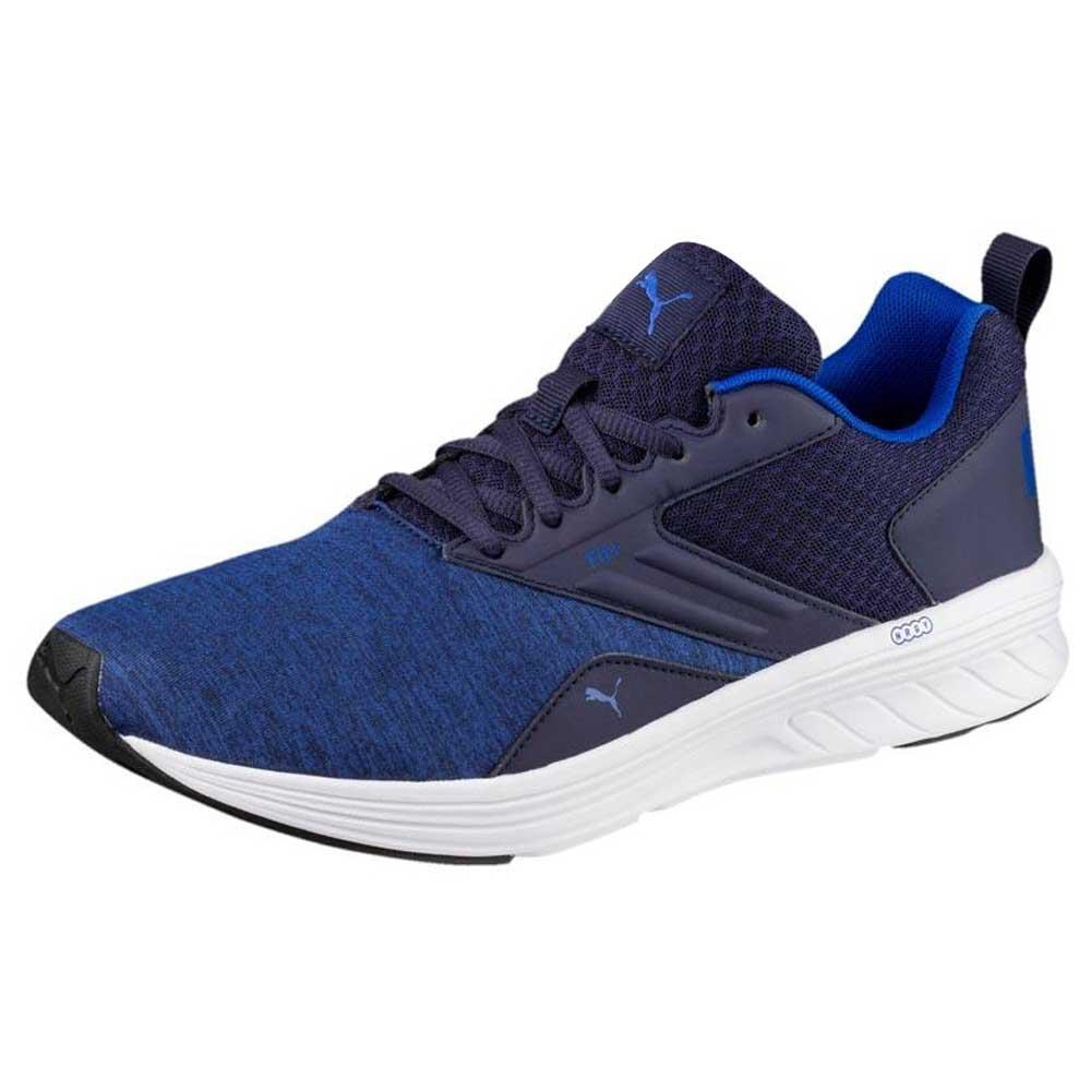 72b4d85b037805 Puma Nrgy Comet Blue buy and offers on Runnerinn