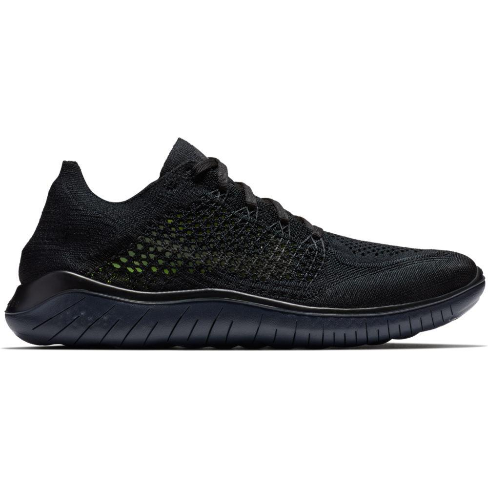 ab25f339bcf40 Nike Free RN Flyknit Black buy and offers on Runnerinn