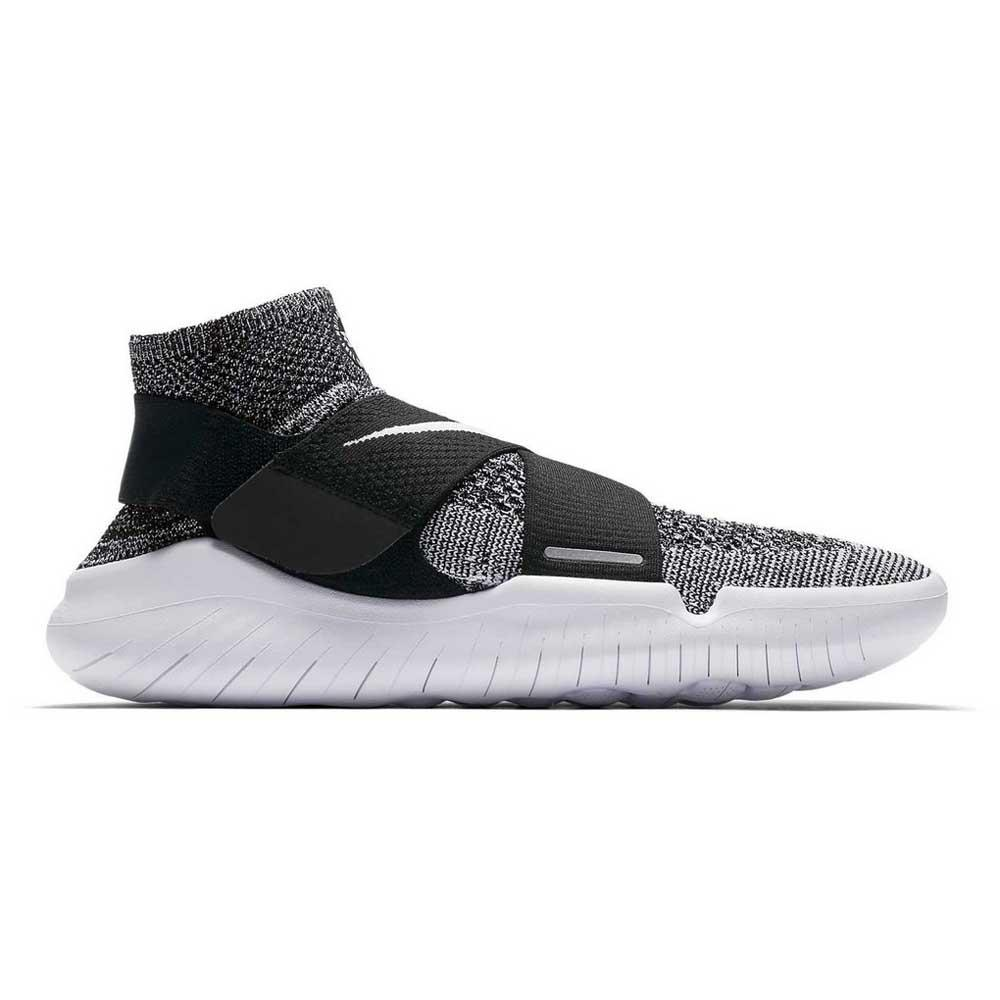 brand new 49573 3ddfe Nike Free RN Motion Flyknit 18 Grey buy and offers on Runnerinn