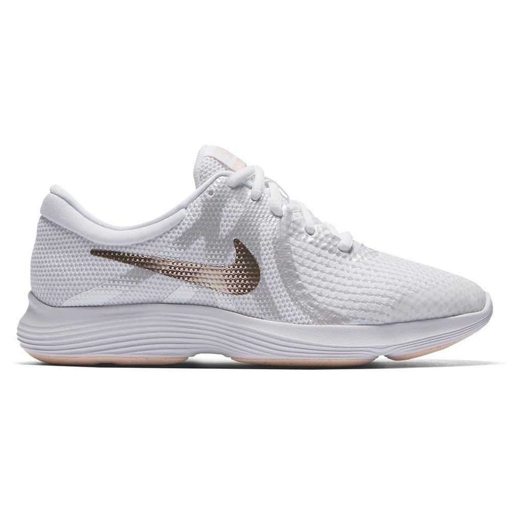 Nike Revolution 4 GS Brown buy and