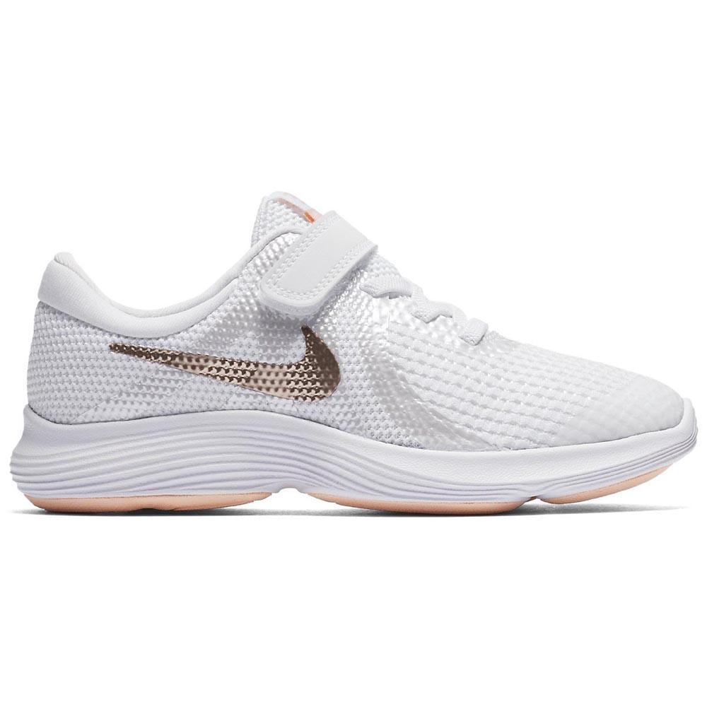 1f7813ab7abc1 Nike Revolution 4 PSV Bianco comprare e offerta su Runnerinn