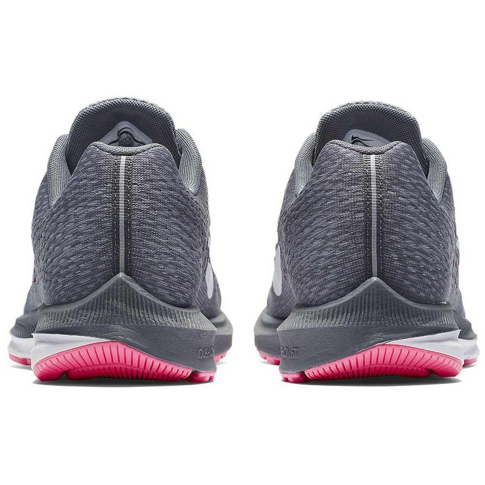 almohada intersección Dar derechos  Nike Zoom Winflo 5 White buy and offers on Runnerinn