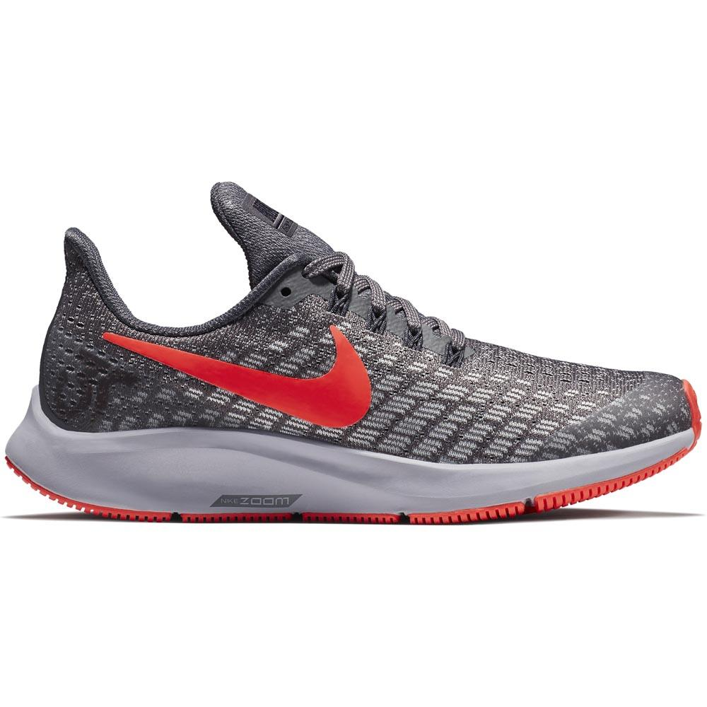 wholesale dealer 7f810 4434e Nike Air Zoom Pegasus 35 GS Grey buy and offers on Runnerinn