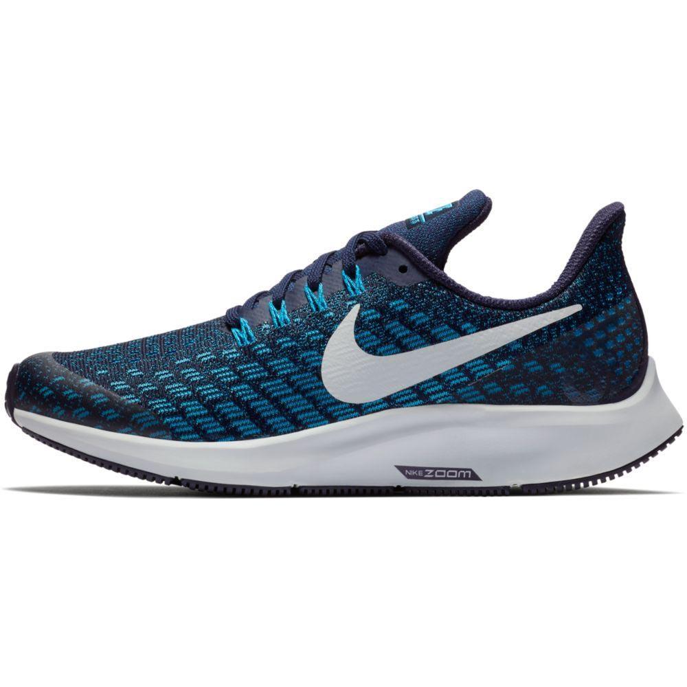 Nike Air Zoom Pegasus 35 GS Niebieski kup i oferty