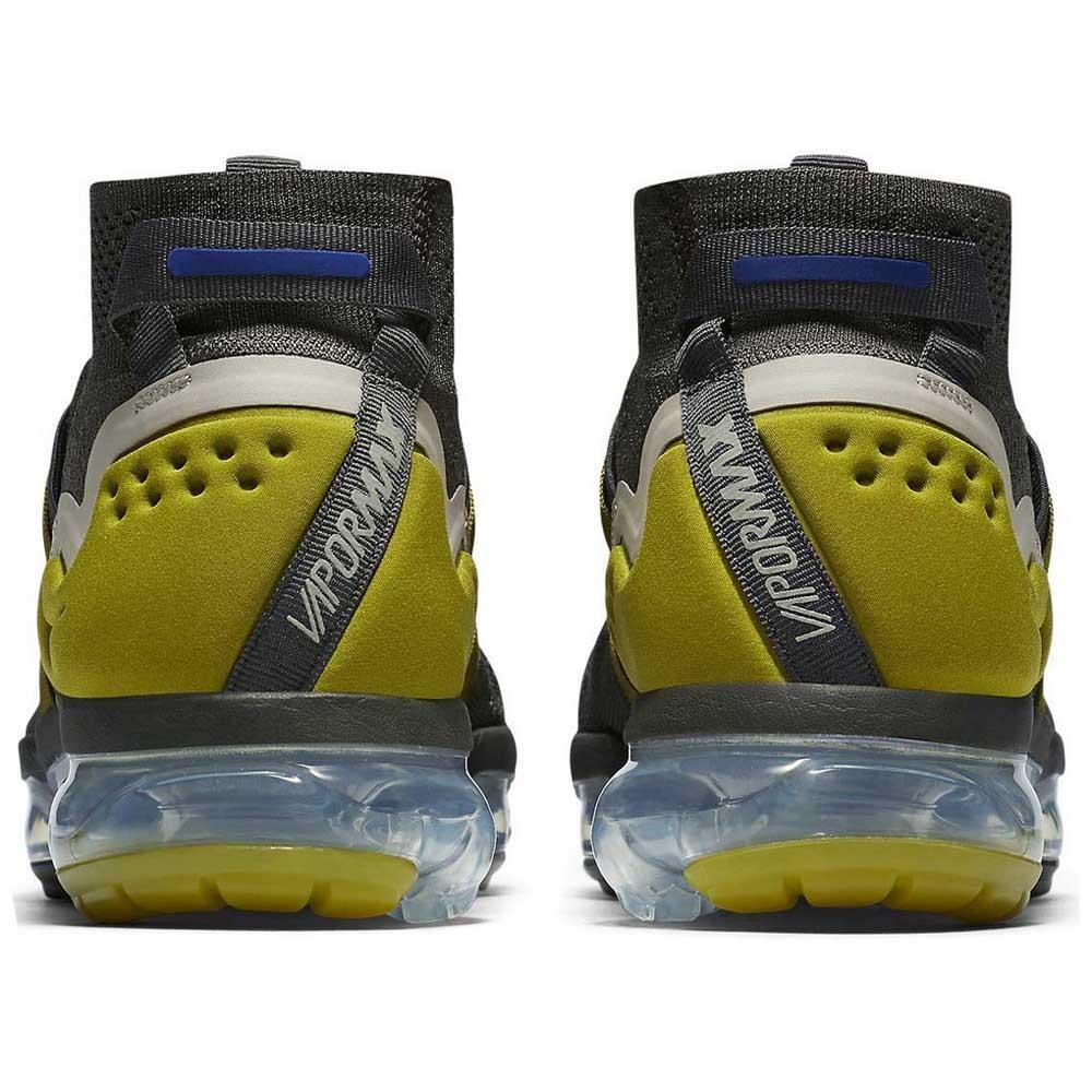 info for 9e57b f12d6 Nike Lab Energy Air Vapormax Flyknit Utility Grøn, Runnerinn Herre ...