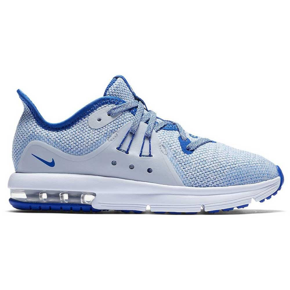 nike air max sequent 3 bleu