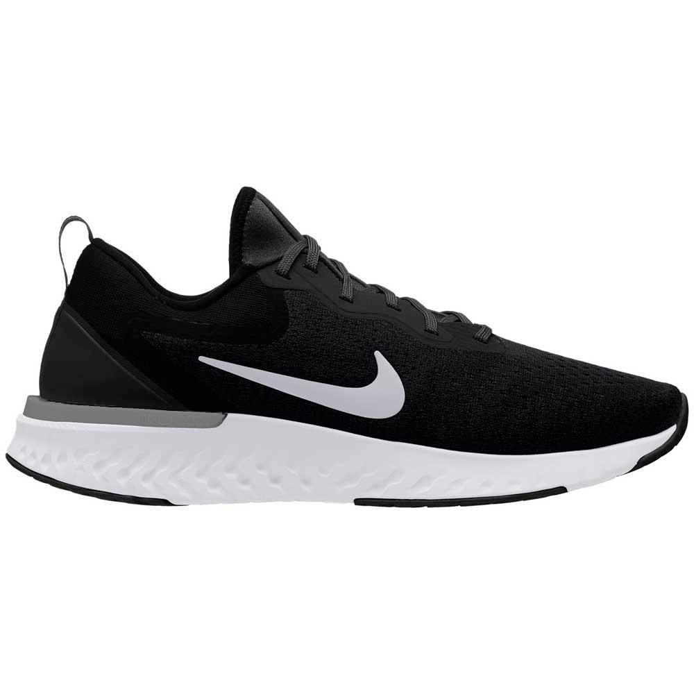 a35aa6b100b18 Nike Odyssey React Black buy and offers on Runnerinn