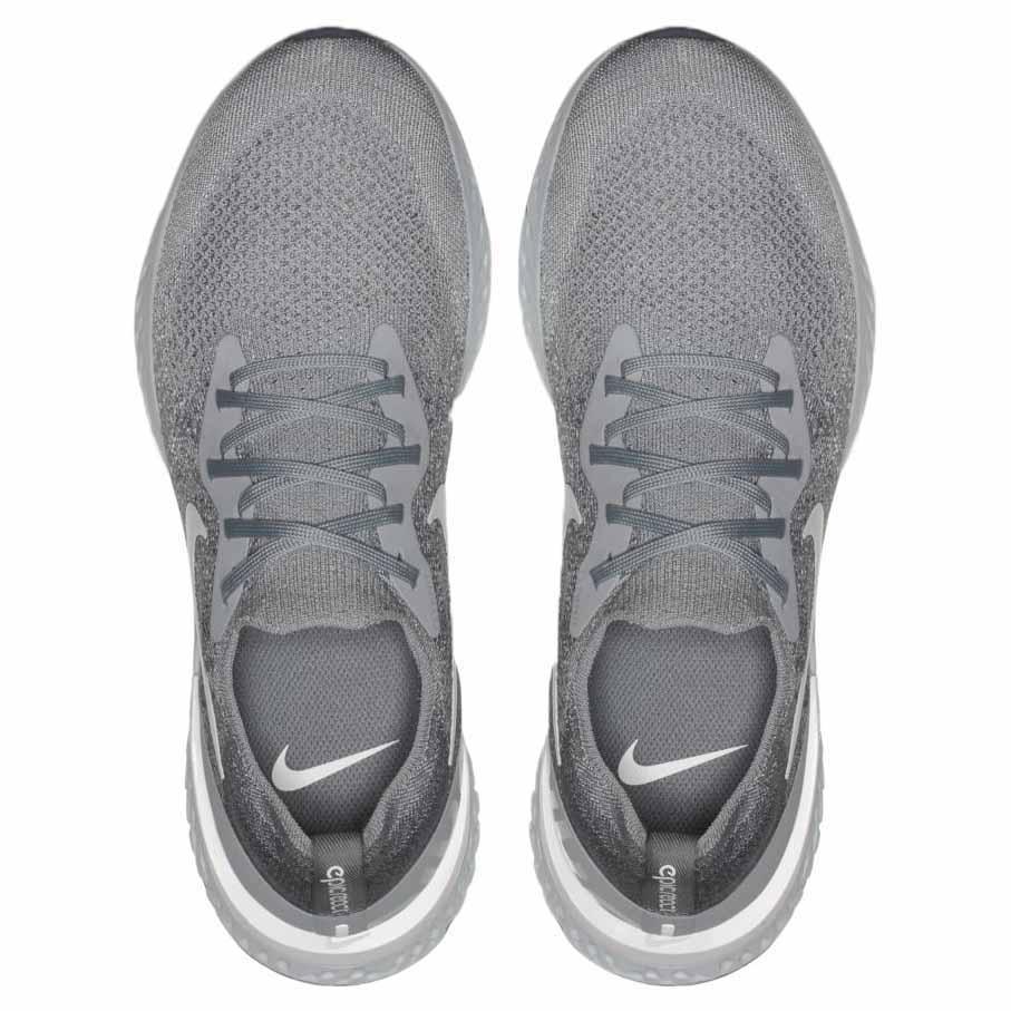 Nike Epic React Flyknit Grå köp och erbjuder, Runnerinn Sneakers