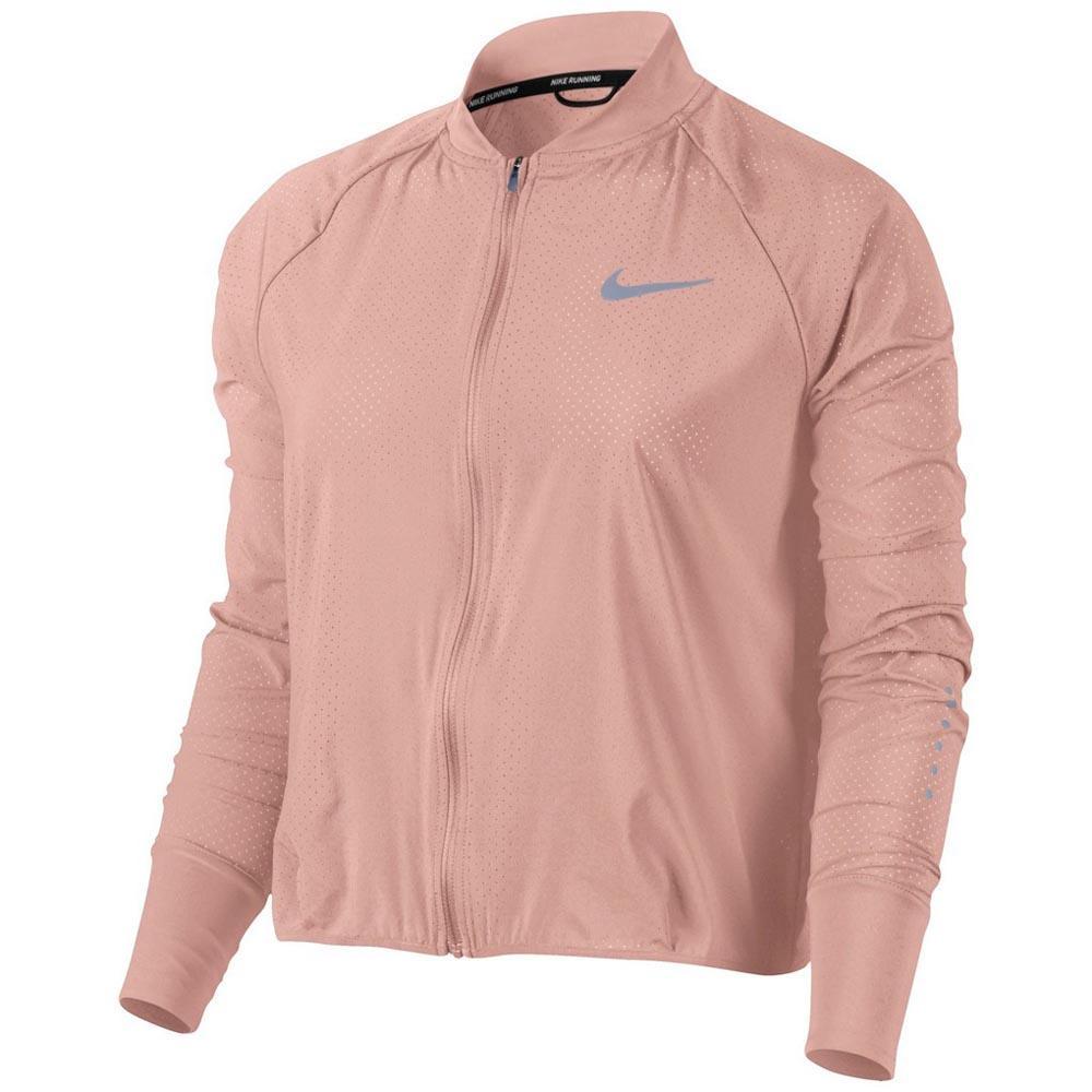 Nike City Bomber Rosa kjøp og tilbud, Runnerinn Jakker