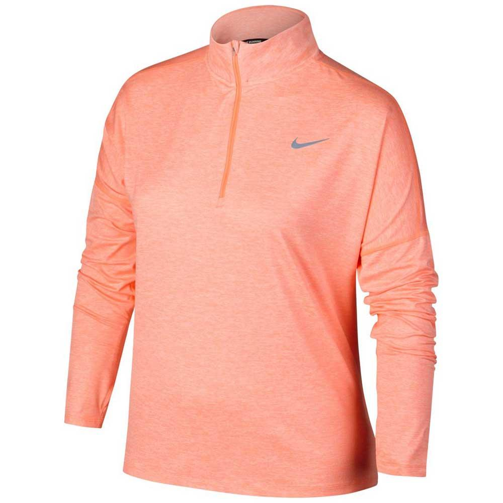 Nike Dry Element Half Zip Gris acheter et offres sur Runnerinn