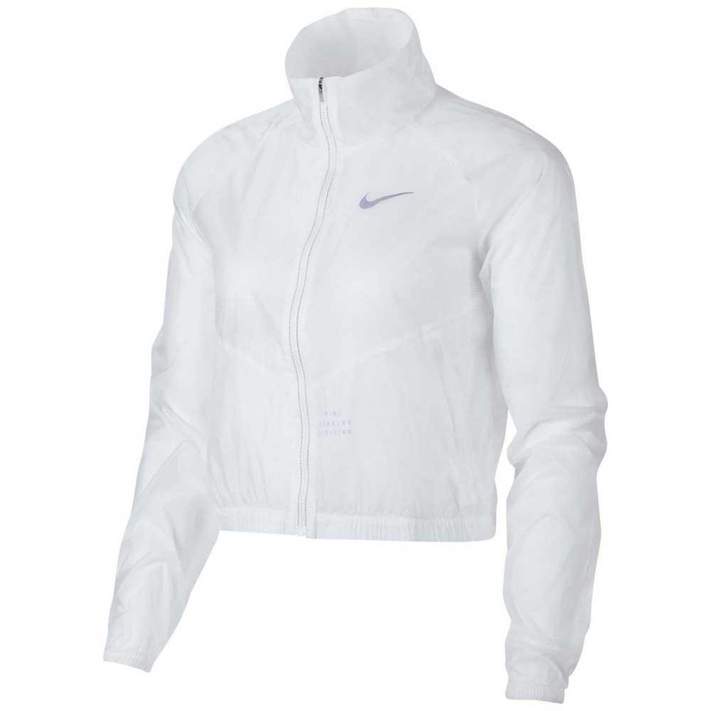 Nike Transparent Run Division Weiß, Runnerinn