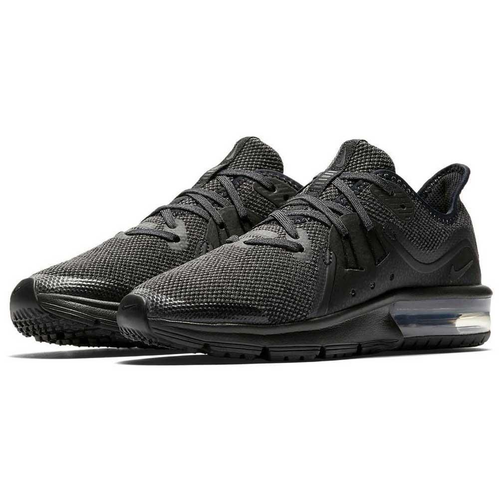 Maravilloso Cargado Arquitectura  Nike Air Max Sequent 3 GS Grey buy and offers on Runnerinn