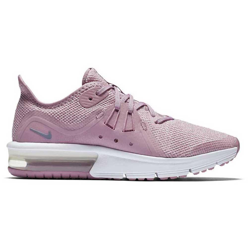 Nike Air Max Sequent 3 GS Pink buy and offers on Runnerinn