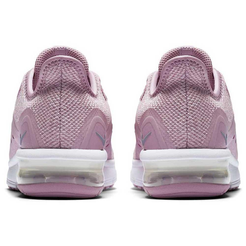 Desnudo fantasma clon  Nike Air Max Sequent 3 GS Pink buy and offers on Runnerinn