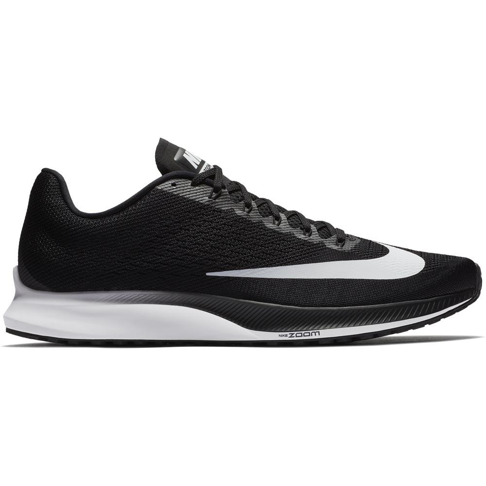 8e4705fc58ec Nike Air Zoom Elite 10 Black buy and offers on Runnerinn