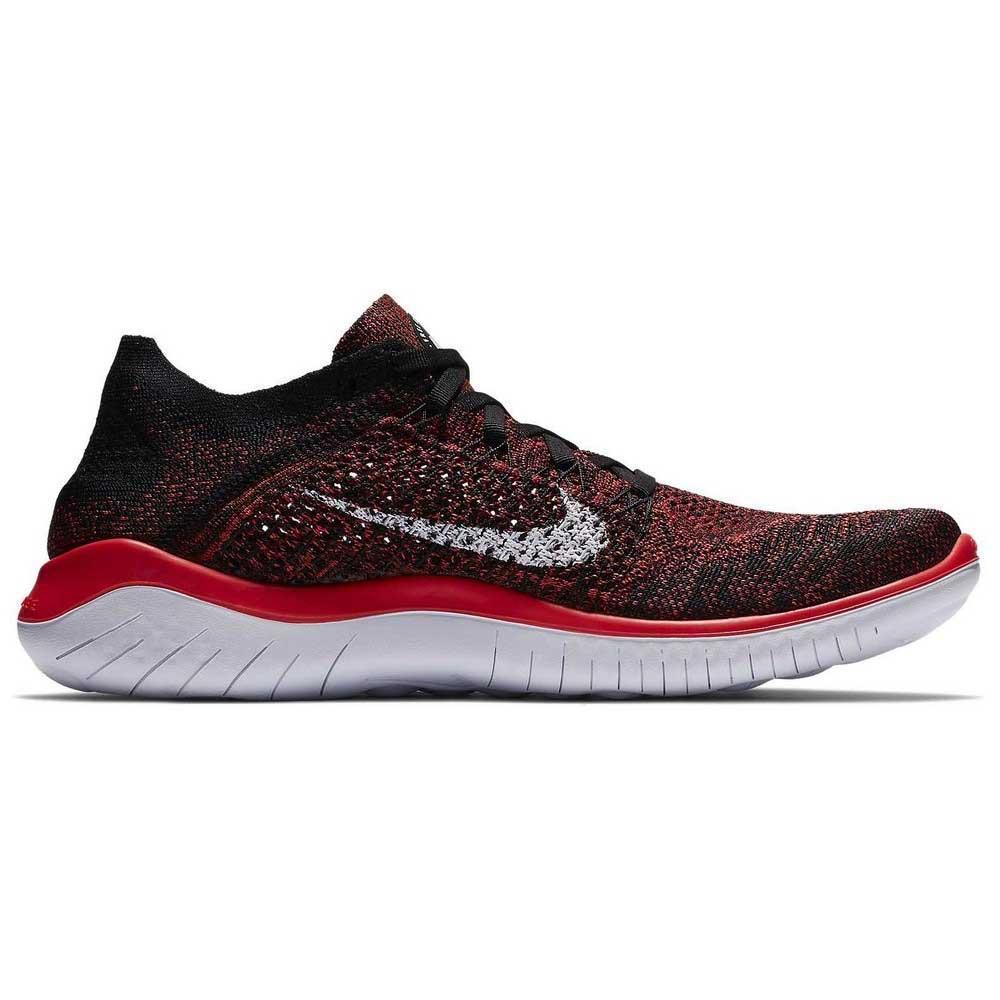 watch 7f3ed 88e30 Nike Free RN Flyknit Rojo comprar y ofertas en Runnerinn