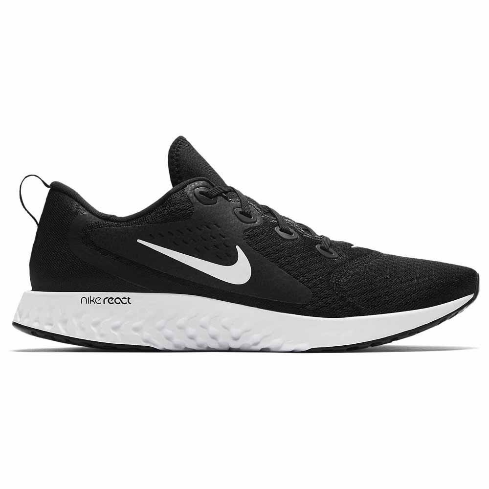 Útil Afectar Menos que  Nike Legend React Black buy and offers on Runnerinn