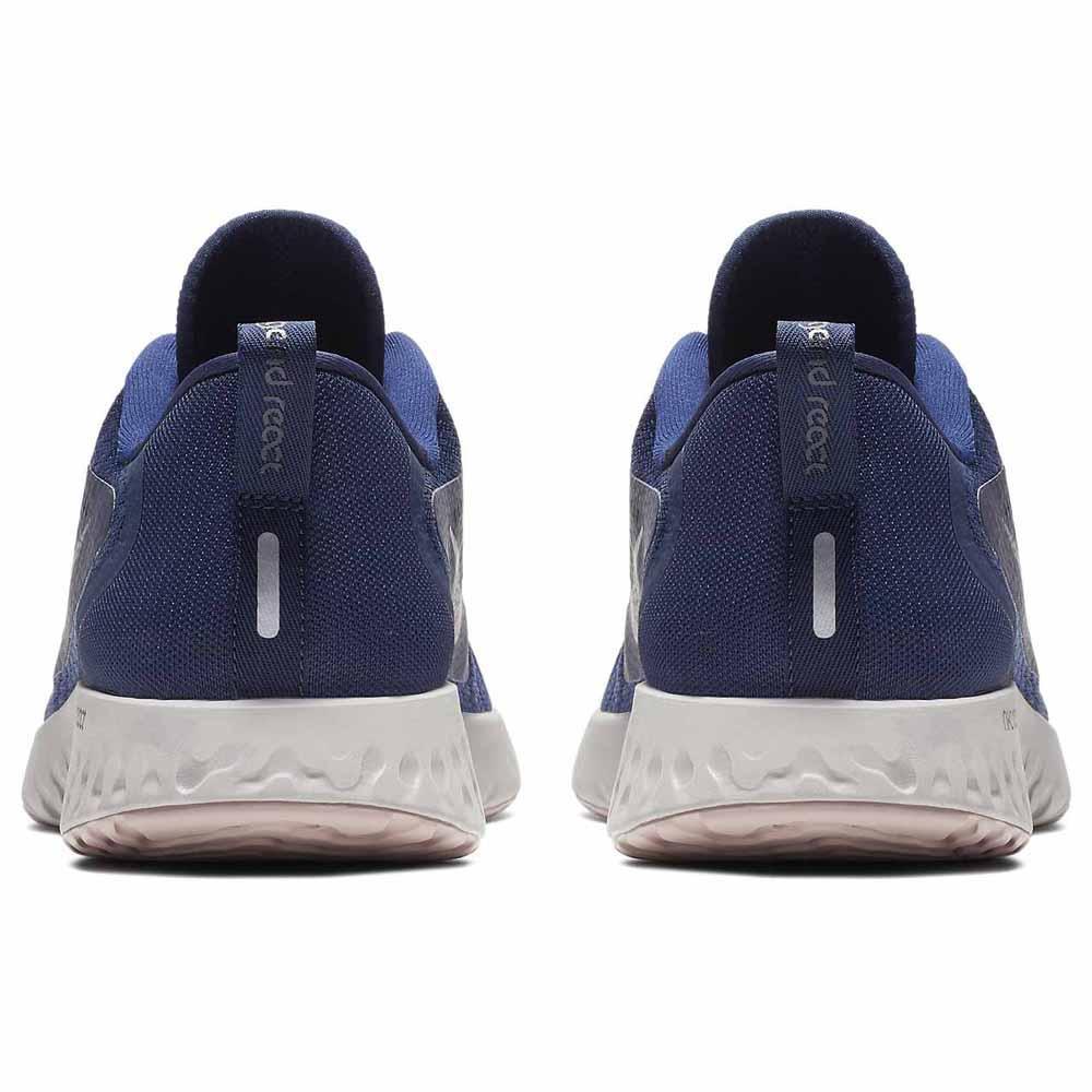 5b490cd89b951 Nike Rebel React Blue buy and offers on Runnerinn