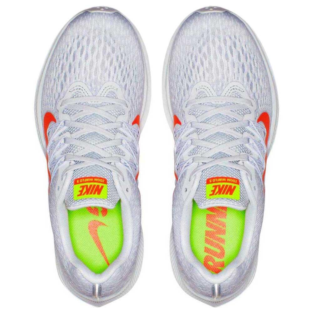 Nike Zoom Winflo 5 Biały kup i oferty, Runnerinn Running