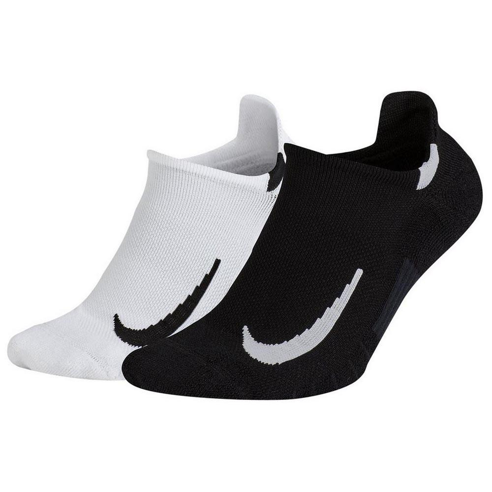 Nike Multiplier No Show 2 Pair