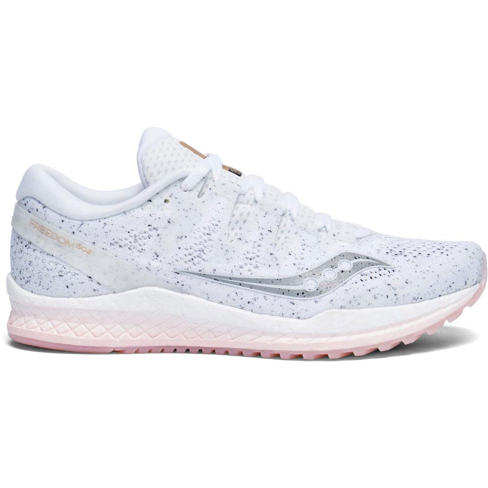 Running Saucony Freedom Iso 2
