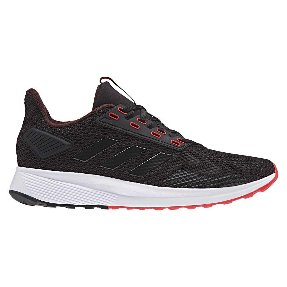 premium selection 1e904 7358e adidas Duramo 9 Black buy and offers on Runnerinn