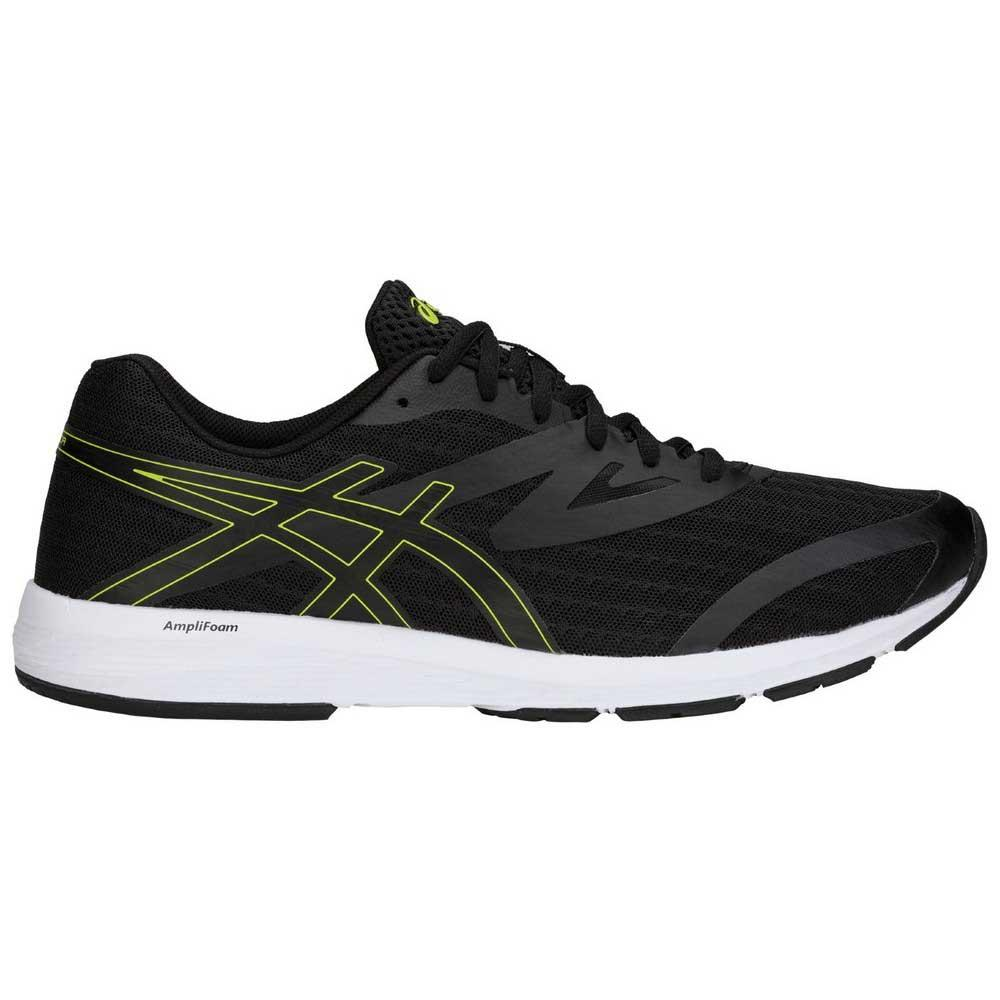 heavy Get tangled puff  Asics Amplica Black buy and offers on Runnerinn