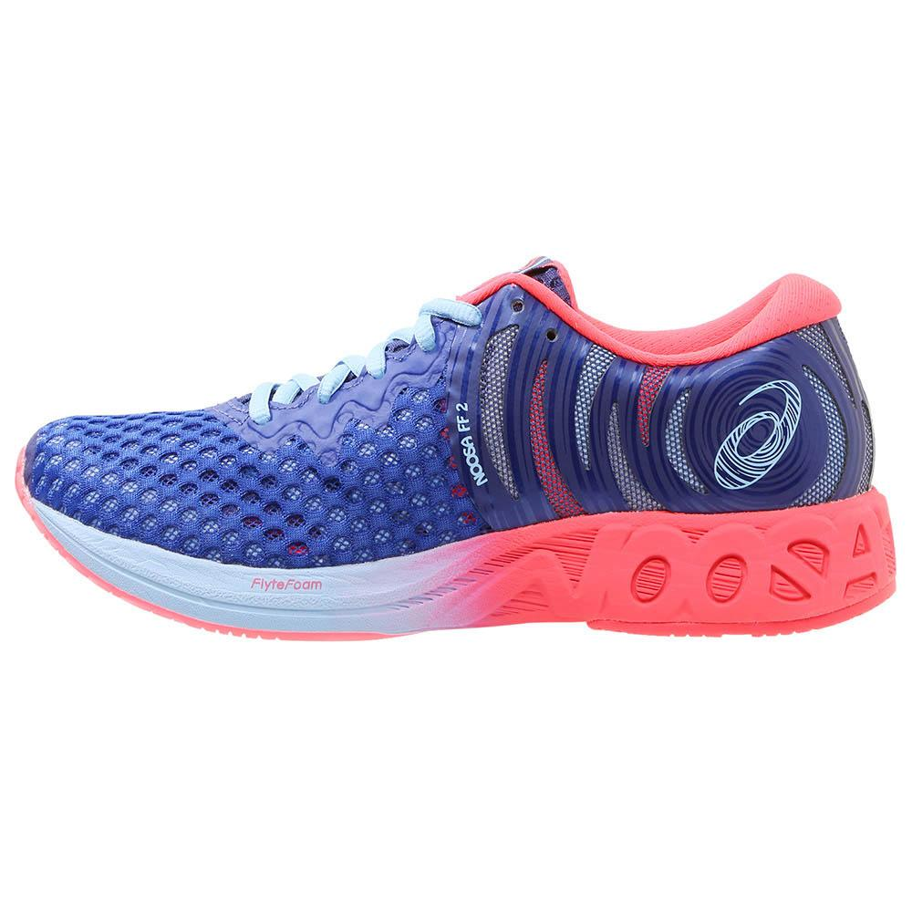 Asics Noosa FF 2 Running Shoes Blue buy and offers on Runnerinn