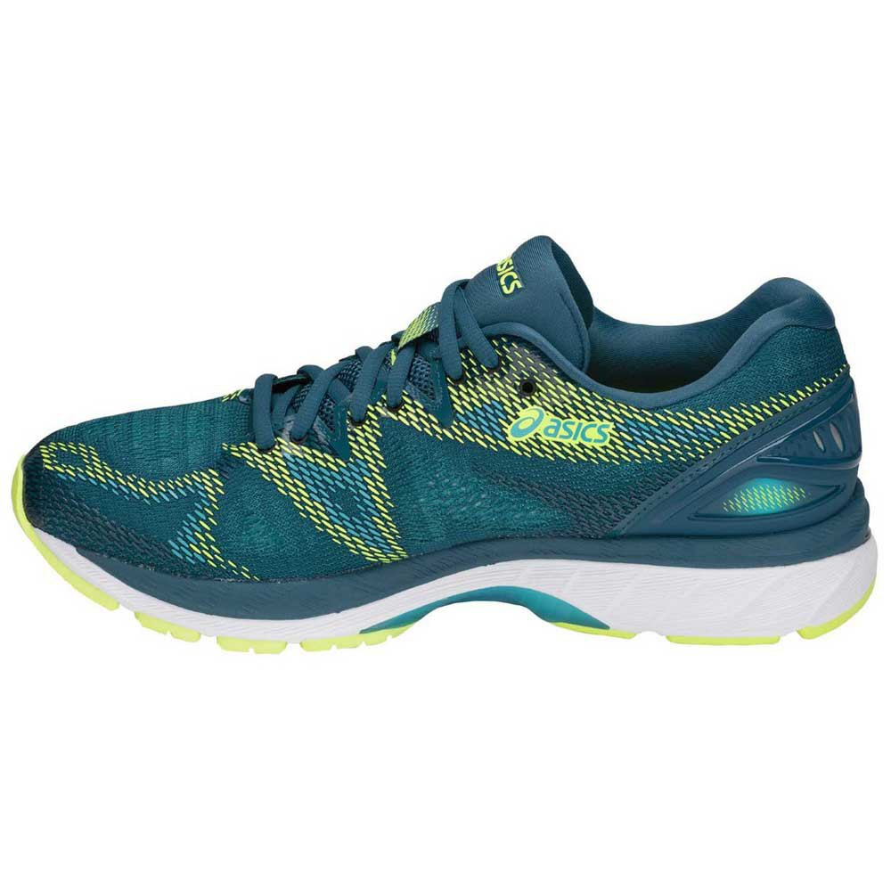 asics gel nimbus 20 vert acheter et offres sur runnerinn. Black Bedroom Furniture Sets. Home Design Ideas