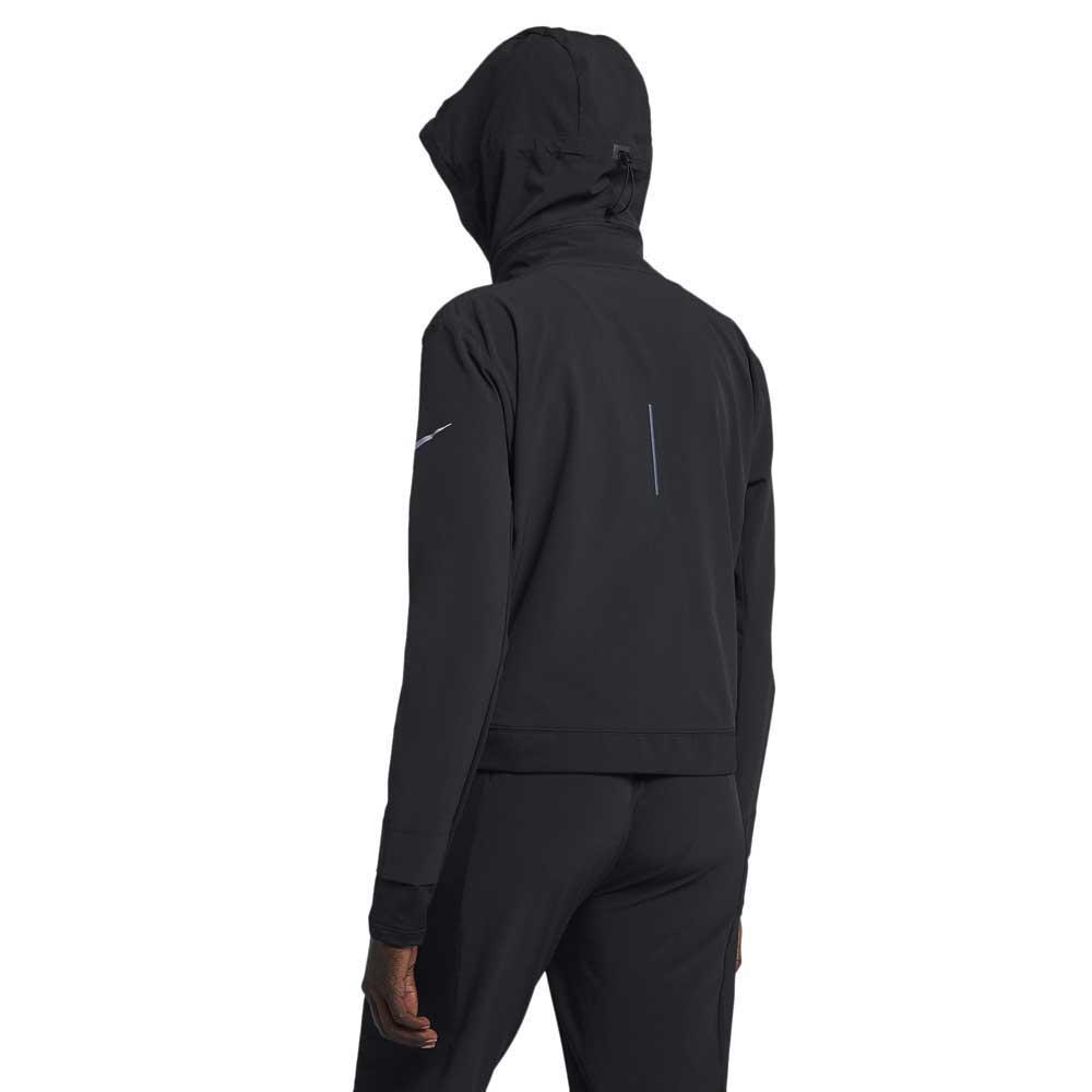 677d2852e5f247 Nike Swift Run Black buy and offers on Runnerinn