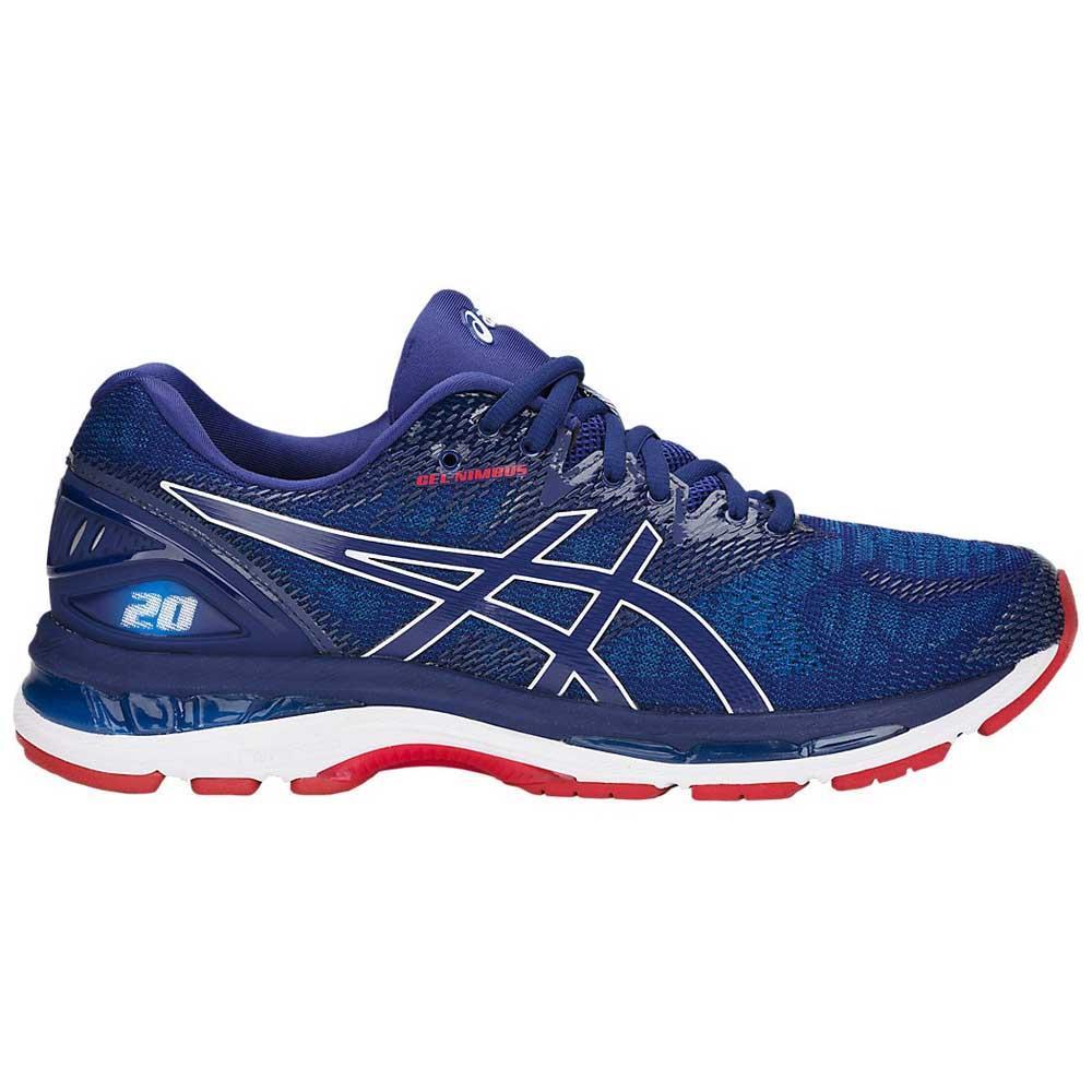 Asics Gel Nimbus 20 Wide Running Shoes