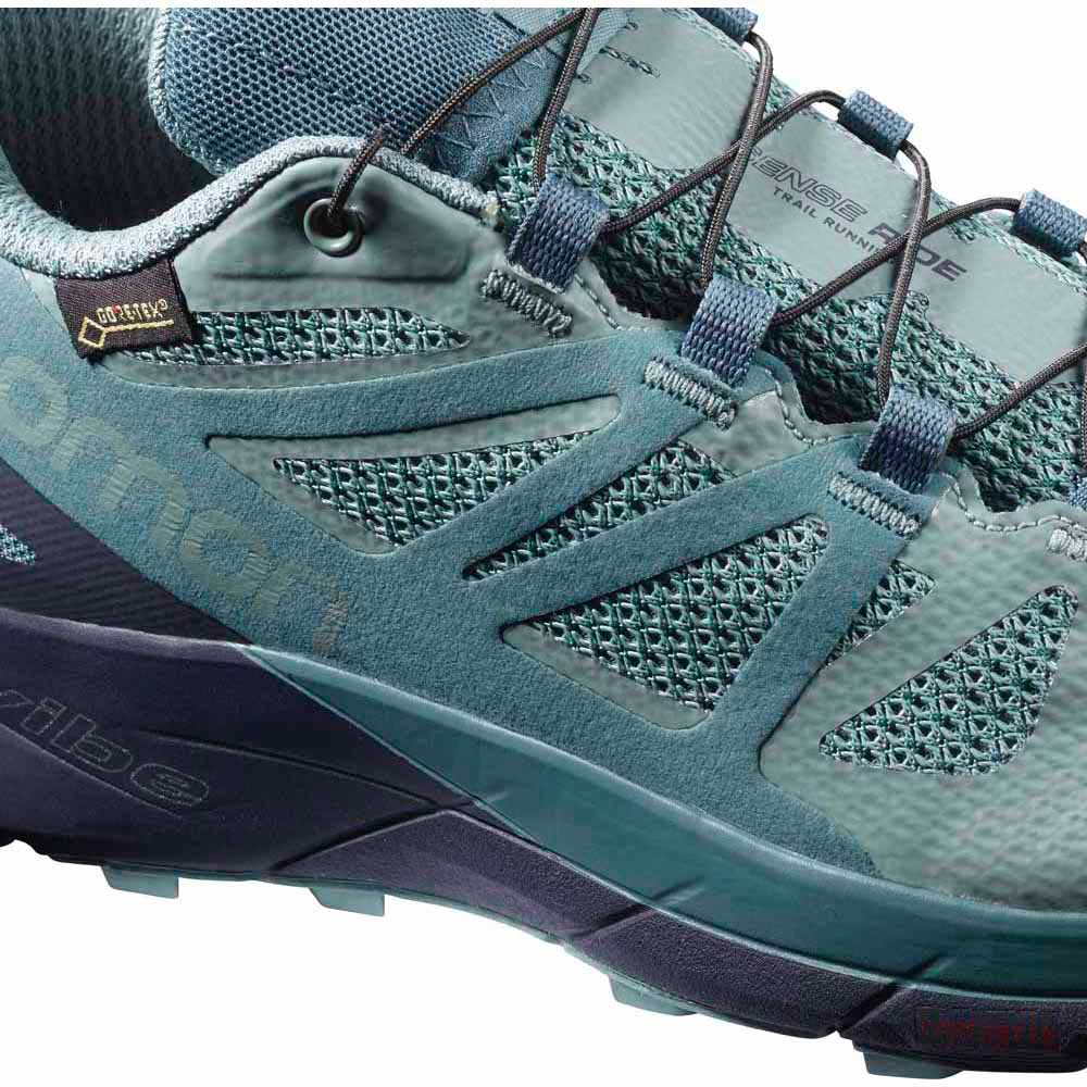 SALOMON SENSE RIDE GTX Invisible Fit Trail Running Shoe